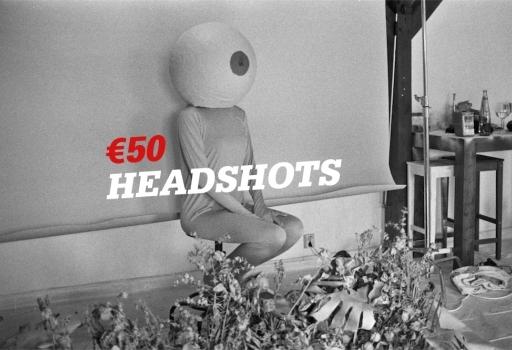€50 Headshots